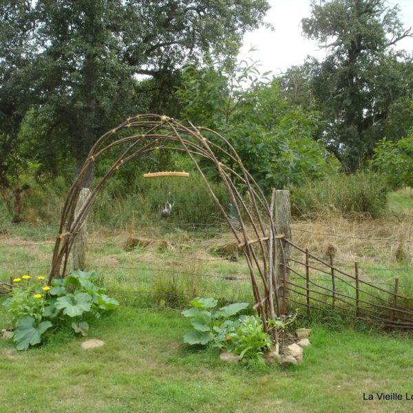 Le Jardin de La Vieille Longère