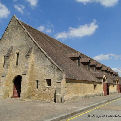 Medieval market St Pierre sur Dives