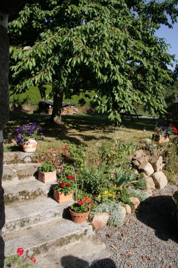 Jardin La Crèmerie de La Vieille Longère