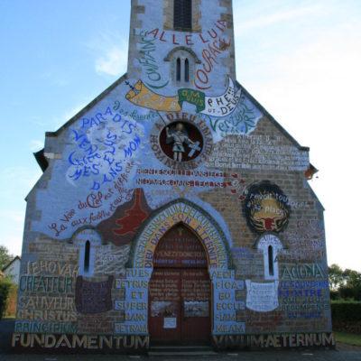 Eglise de Mesnil Gondouin